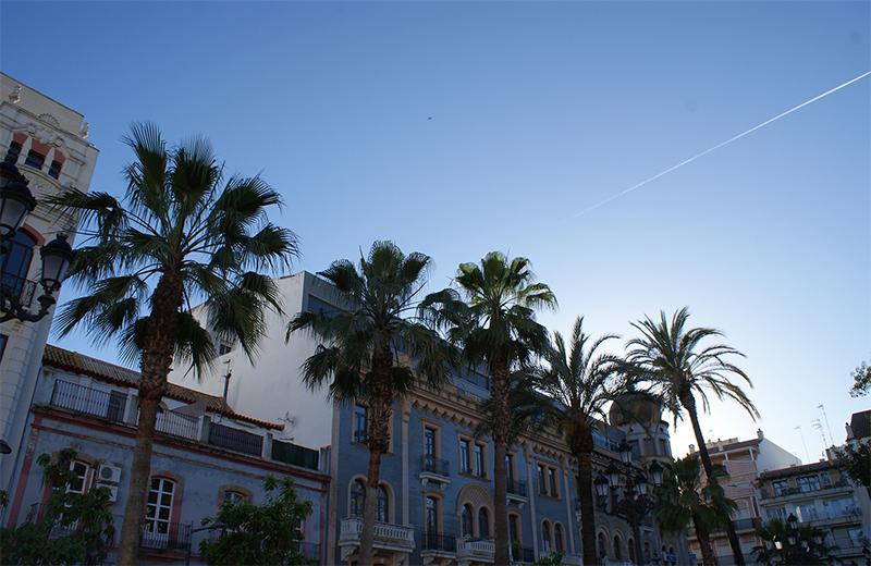 Huelva Plaza de las Monjas Huelva