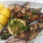 Fish. Cuisine in Huelva. Learn Spanish