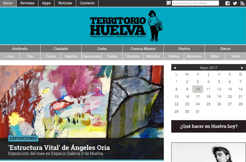 Calendar Revista Territorio Huelva