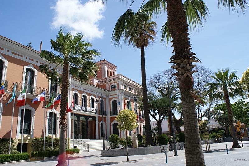 Huelva andaluc a spain our city kedaro international - Casa colon huelva ...